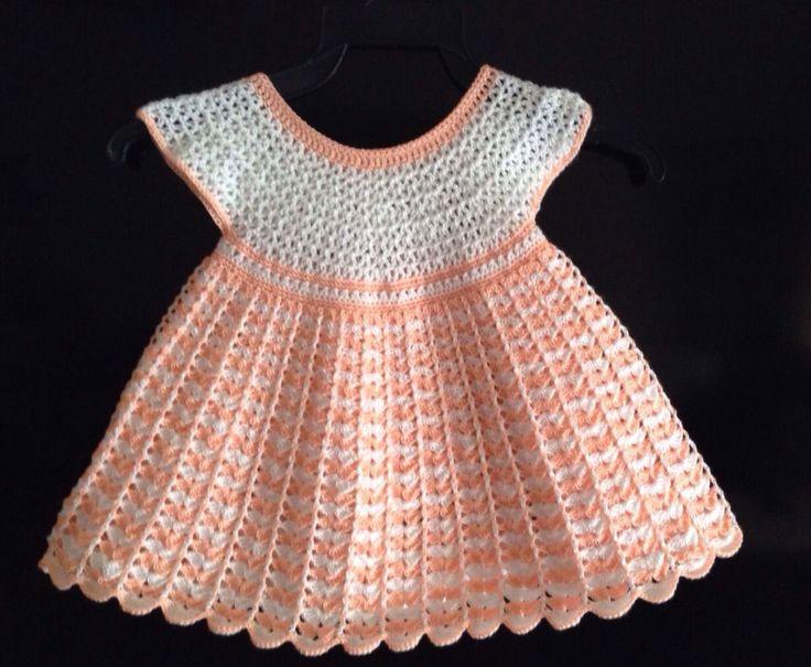 Jolie robe pour fillette / cute dress for girl - BBerthe