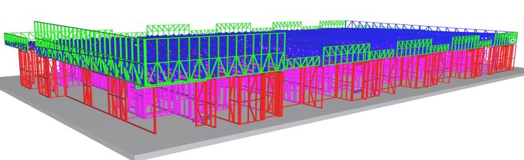 #prefab #fabrication #fabrications #prefabrication #prefabrications #dynamicsteelframe #lightsteelframe #steelframe #steel #lighterstraighterbetter #architecture #melbourne #australia #leo #apartments #leoapartments