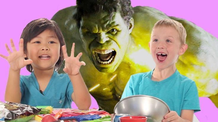Kids Creating Their Own Sound Effects and Vocals for Popular Movies -pretty funny