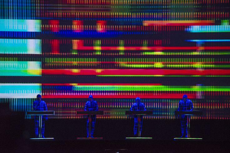 Kraftwerk © Arturo Flama