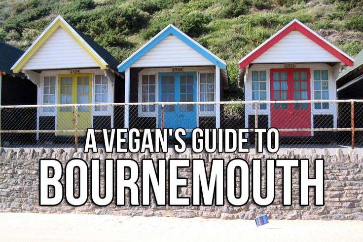 Bournemouth Vegan Guide