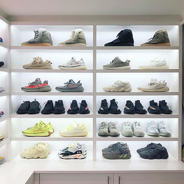 yeezy all collection