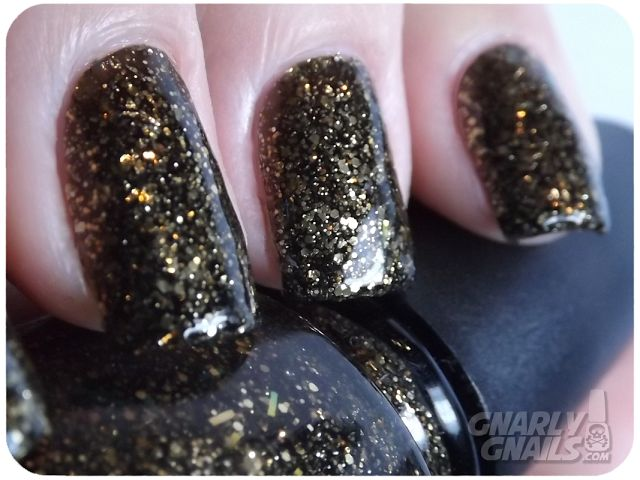 Gnarly Gnails: China Glaze - Monsters Ball Partial Review