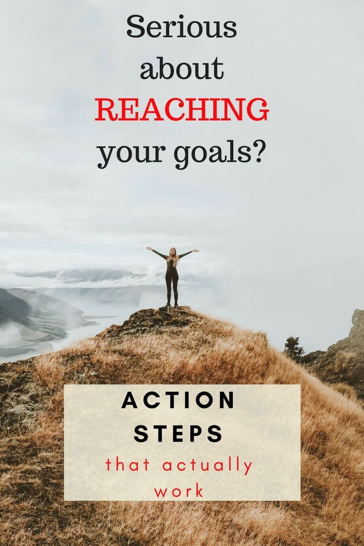 ACTION STEPS THAT ACTUALLY WORK FOR SUCCESSFUL #GOAL SETTING #ORGANIZATION #PLANNING #MOTIVATION #PERSONAL DEVELOPMENT