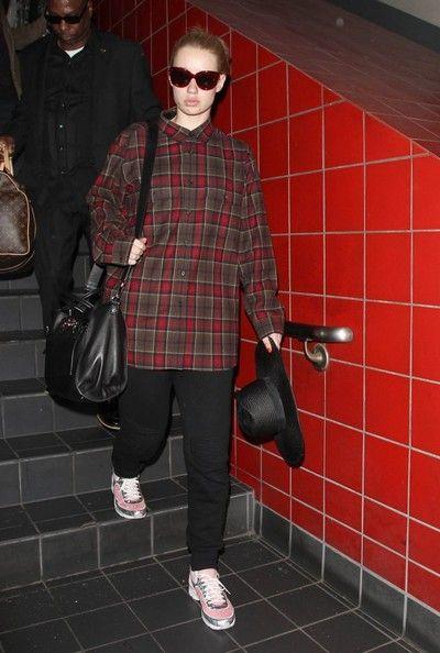 Iggy Azalea Photos: Iggy Azalea Touches Down at LAX