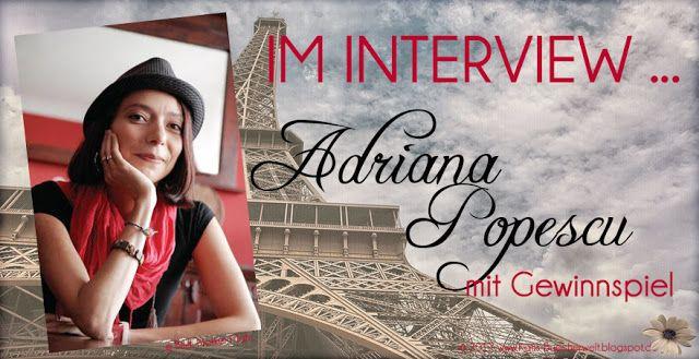 Katis-Buecherwelt: [INTERVIEW] Im Interview mit Adriana Popescu + Gew...