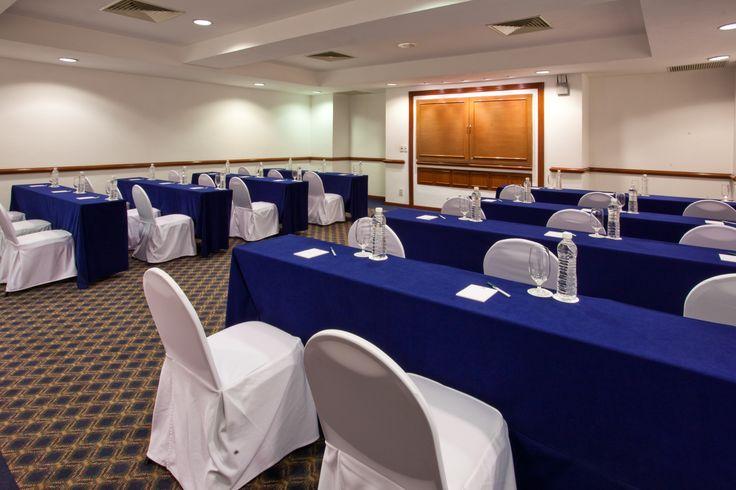 Salón Cupula Hotel Holiday Inn Puebla La Noria