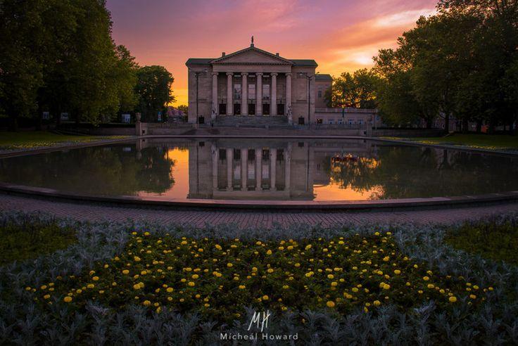 Photo Poznan Opera House by Mícheál Howard on 500px