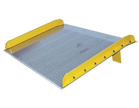 Aluminum Dockboards w/Steel Curbs - by SJF.com