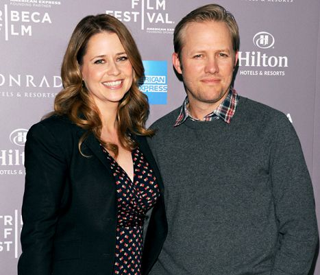 Jenna Fischer Gives Birth to Second Child, Baby Girl Harper Marie Kirk - Us Weekly