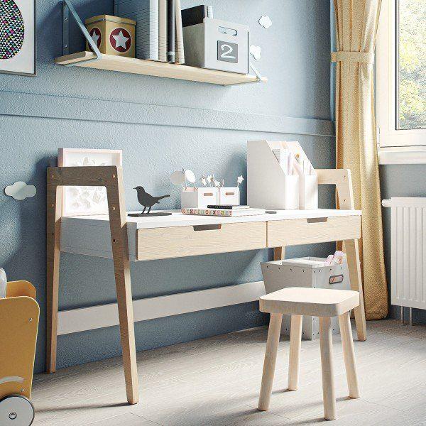 Schreibtisch Kinder Höhenverstellbar Ikea