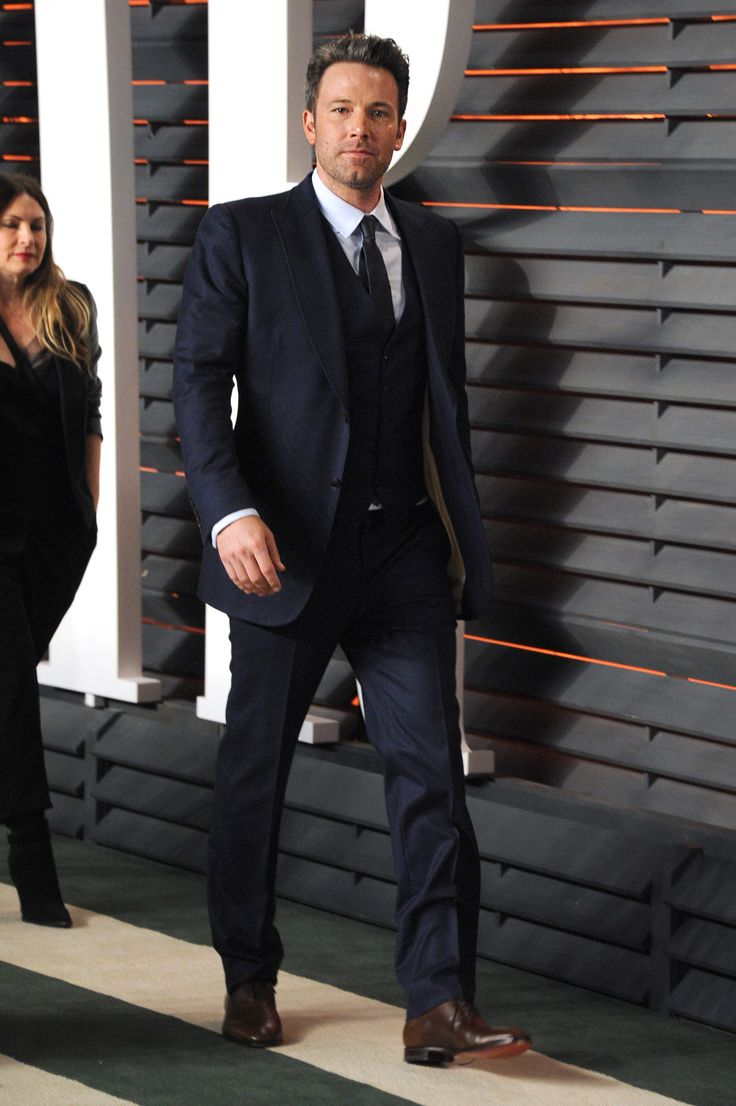 BEN AFFLECK IN GUCCI, 10 Excellent Oscars After-Party Style Moves You Missed | GQ