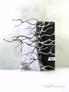 b card by monika tarasin-lenart