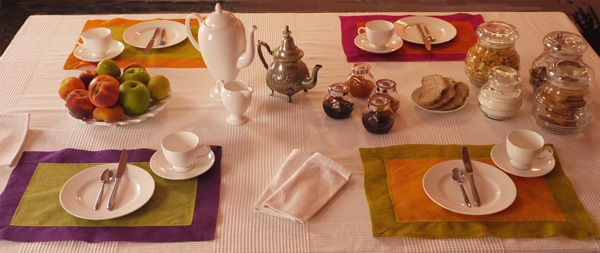 #matildetiramisu #concorso Tavola perfettamente apparecchiata per la colazione!!!