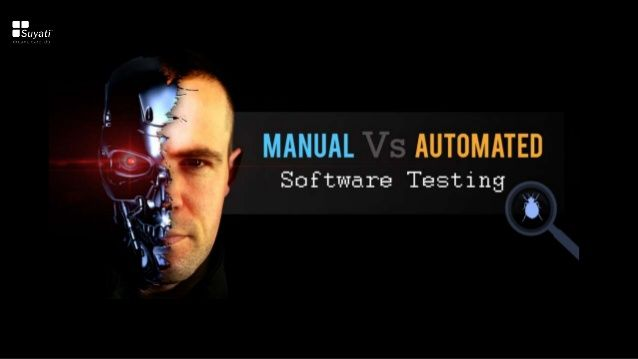 Software testing is as important as development. But, when it comes to choosing between manual and automated testing people find themselves at a loss. Here is a slide deck which tries to explain which one is the best suited for your projects.