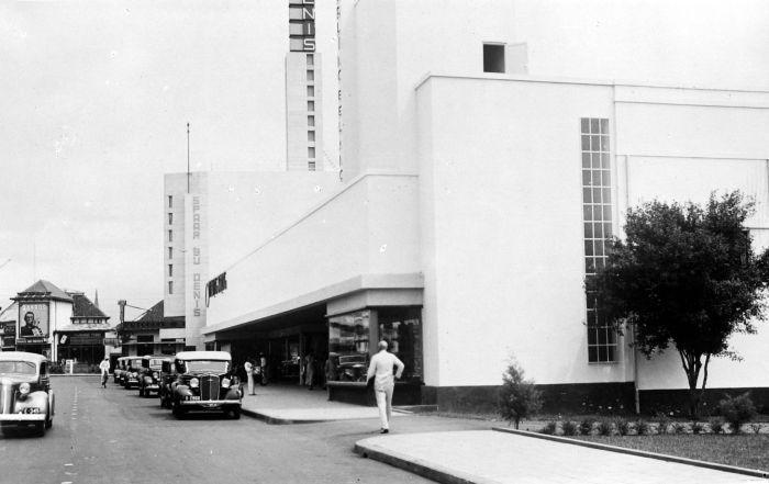Detail Gambar untuk-DENIS BUILDING to Bragaweg / Naripanweg's biggest shopping ...