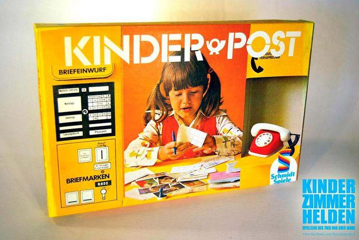 Heute gibt es WhatsApp und Facebook Messenger. In den 80ern hatten wir die Kinderpost. Mit Briefmarken, Briefeinwurf, Briefpapier und vielen mehr. Eigentlich schade, dass die Kinder der Gegenwart kaum noch wissen, was ein Brief überhaupt sein soll. | unfassbar.es