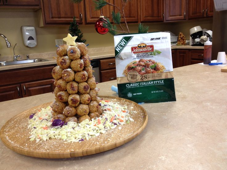 Merry Christmas from the Johnsonville Kitchen!