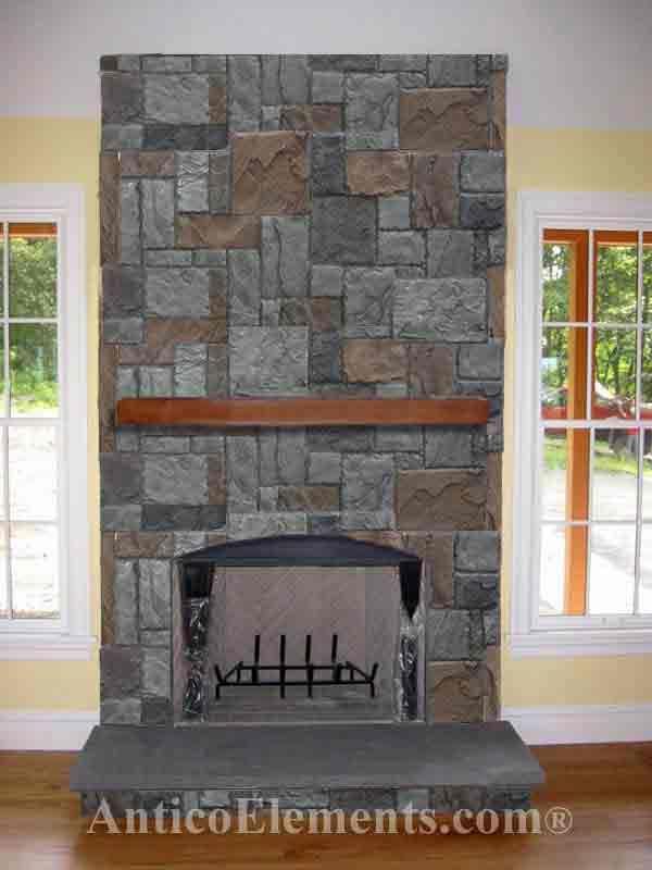 Fireplace facade ideas for Fireplace facade ideas