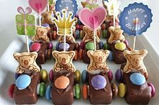 Schokoladenauto – Essen – – Rezept