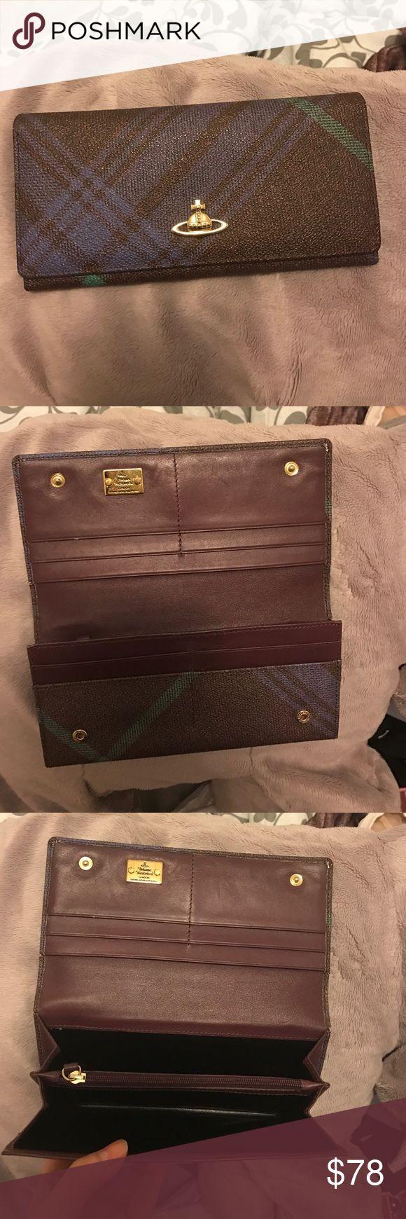 Vivienne westwood wallet ,80%new Vivienne Westwood Bags Wallets