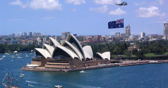 10 nejlepších míst v Austrálii. To musí vidět každý turista. Přírodní úkazy, národní parky nebo opera v #Sydney.  http://jentop10.cz/desitka-nejlepsich-mist-v-australii/5/