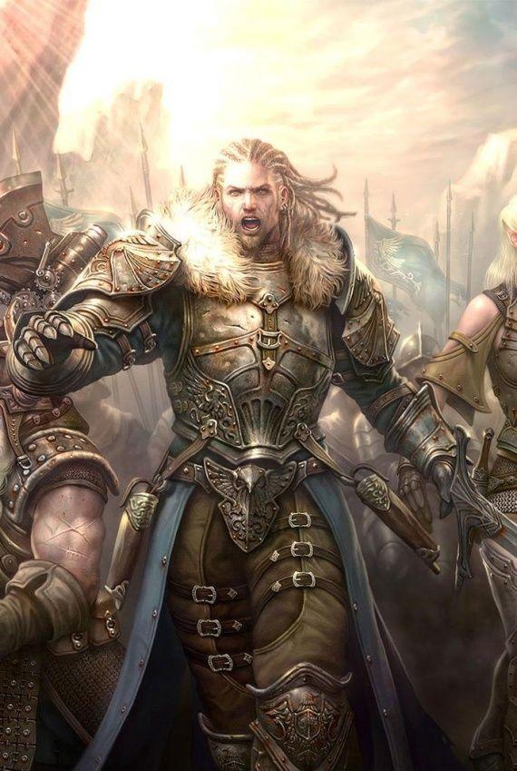 General Doran Trevant   *Cavaleiro 12/Capitão do Reinado 10 *Zakharov, o Reino das Armas *Humano