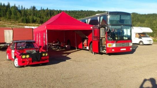 EVS Motortsport er klar for Grenland denne helgen