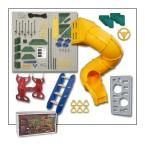 PlayStar Champion Build-It-Yourself Gold Playset (Lumber Not Included)