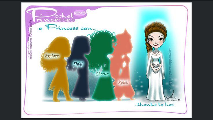 New pocket princess comic #186