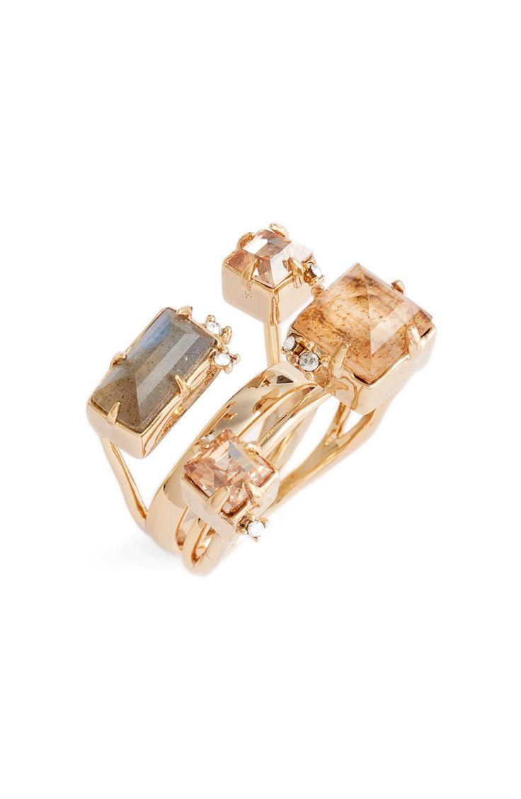 Main Image - Alexis Bittar Geo Crystal Ring