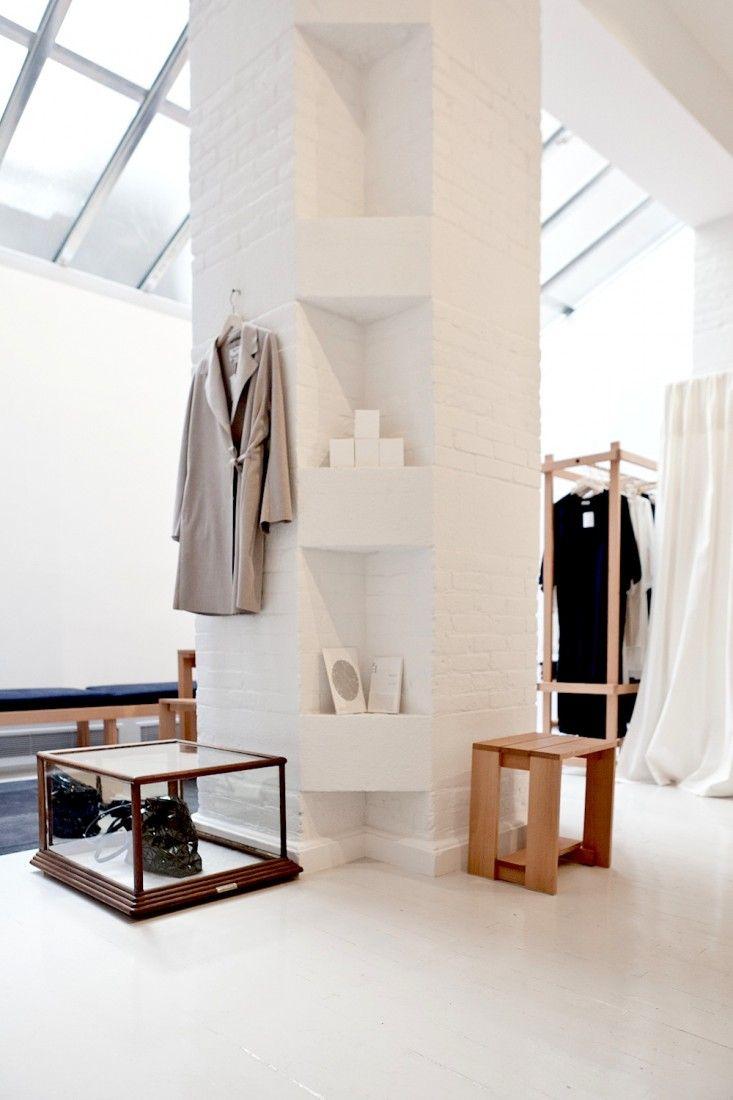 La Garçonne Shop in Tribeca, Designed by Solveig Fernlund