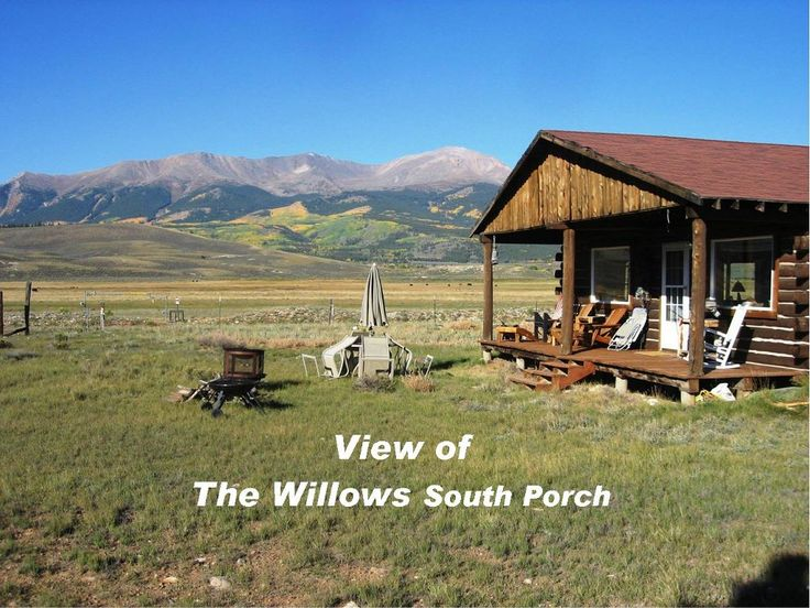 House Vacation Rental In Twin Lakes Colorado United