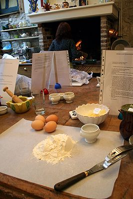 Baking Class On Rue Tatin: Butterscotch Pecan Cookie Cups | Recipe