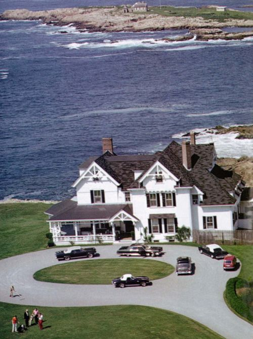 House by the Sea  New England Living