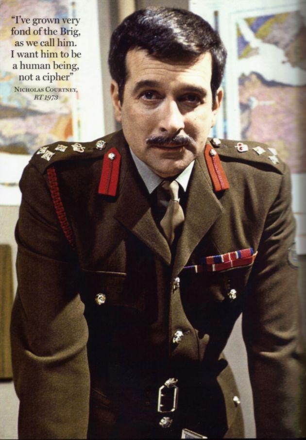 i'm the brigadier. - Doctor Who's Companions Photo (19954491 ...