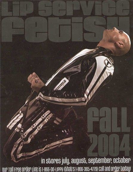LIP SERVICE Fetish Fall 2004 catalog