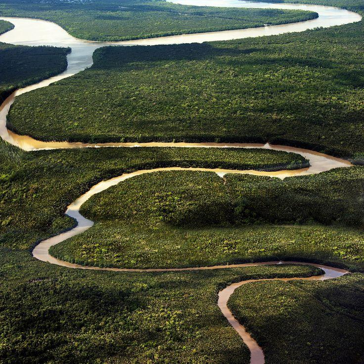 Borneo River Sarawak Malaysia Malaisie Pinterest