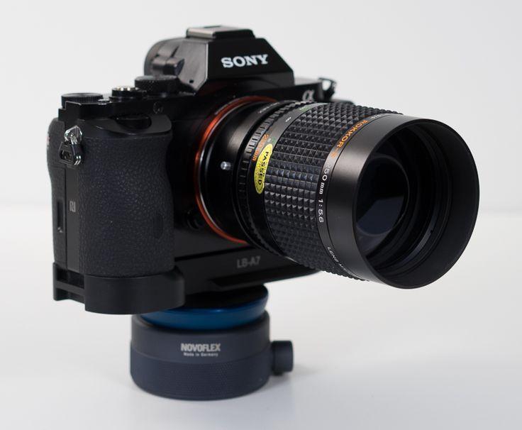 Minolta RF Rokkor-X 250mm f/5.6 on Sony A7