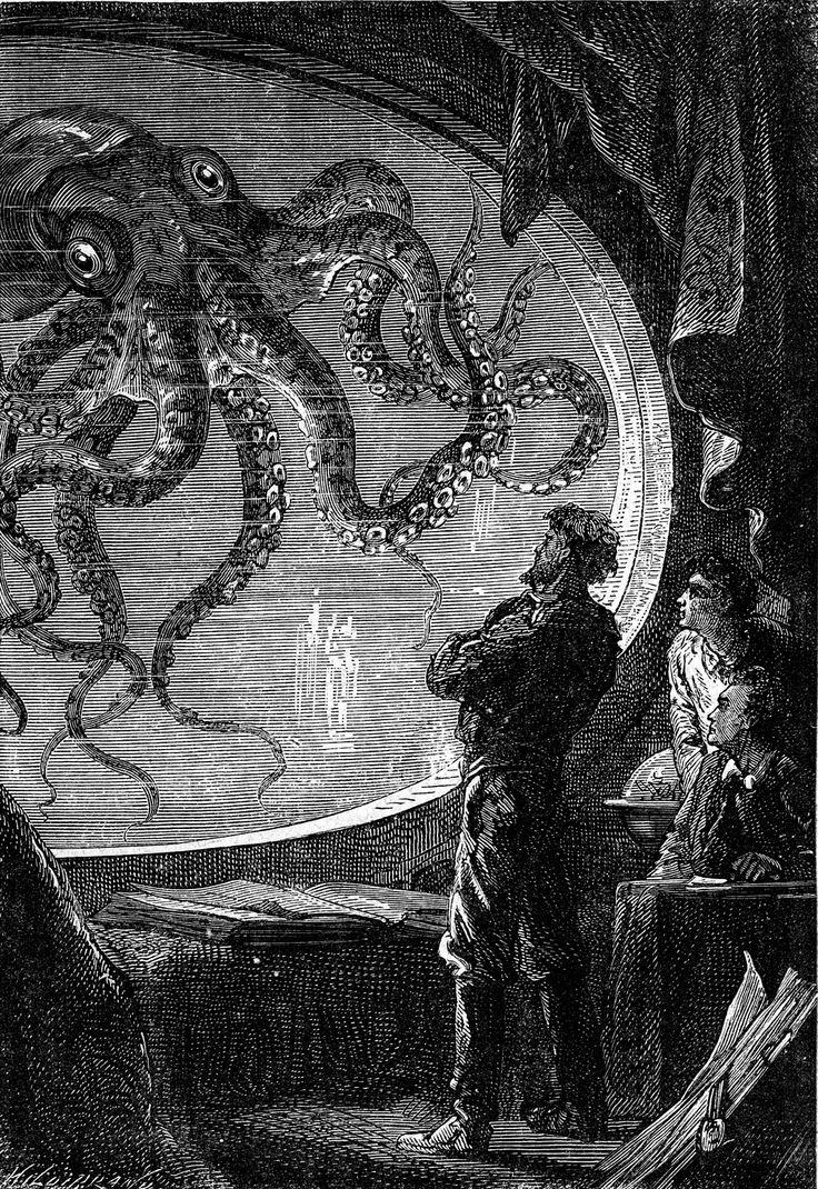 Editan textos inéditos de Julio Verne