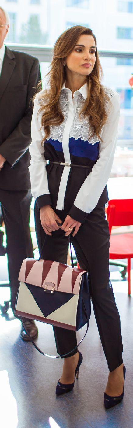 Queen Rania, Berlin, September 2015