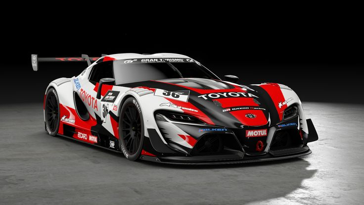 Toyota FT 1 Vision GT Gran Turismo Wallpaper