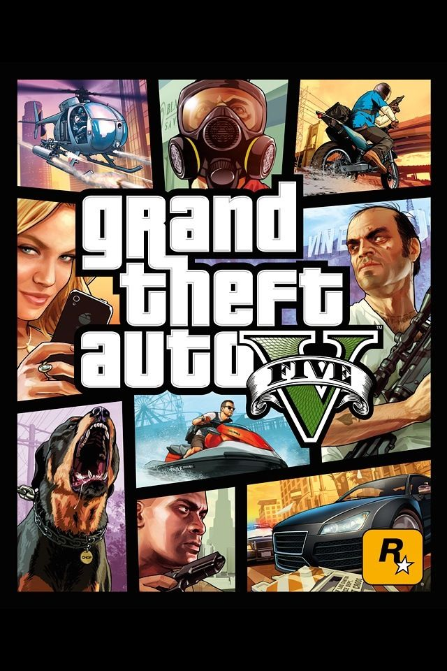 Grand Theft Auto 5 looking pretty good!