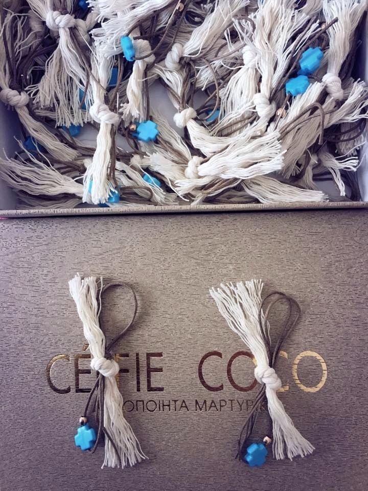 Μαρτυρικά βάπτισης Celfie Coco! www.nikolas-ker.gr