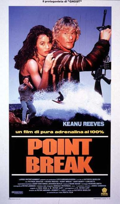 Point Break 【 FuII • Movie • Streaming