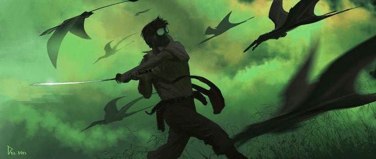 Kong: A Ilha da Caveira | Artista revela artes de conceito do filme | O Vício