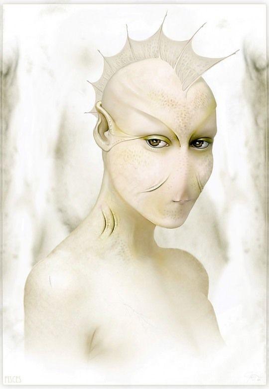 Digital Illustrations by John Girouard