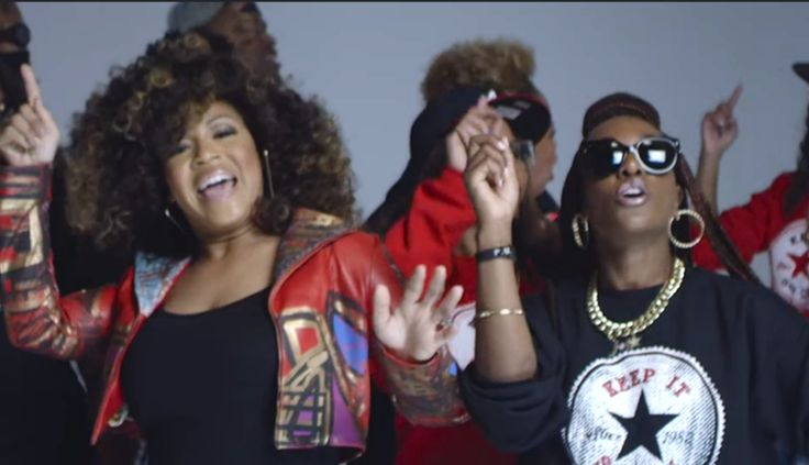 "Erica Campbell has just released the visuals for her controversial single, ""I Luh God"". Panned by critics for not sounding like an 'authentic' gospel song, Campbell exclusively told CocoaFab, ""I'm ..."