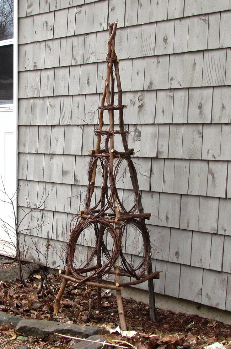 86 Best Obelisks Images On Pinterest Garden Trellis