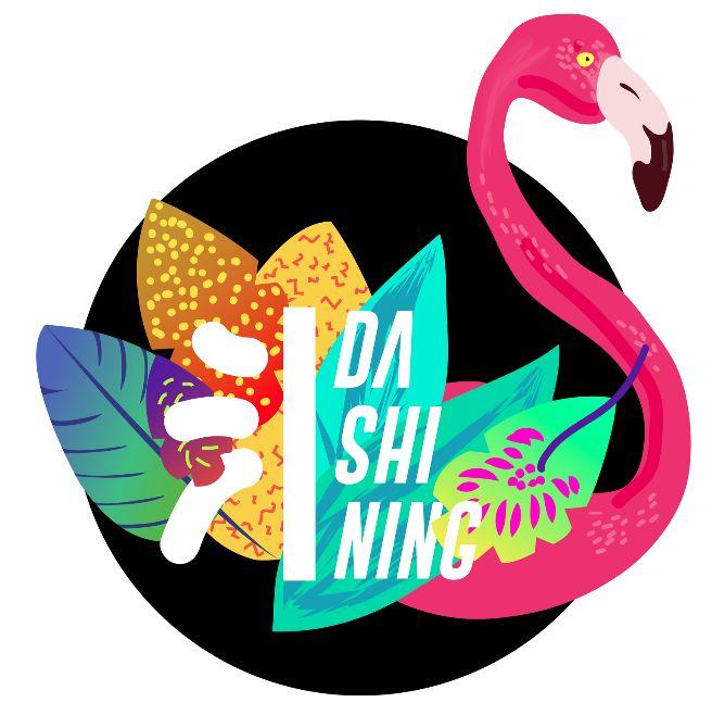 Música Lúcida patrocina a Da Shining